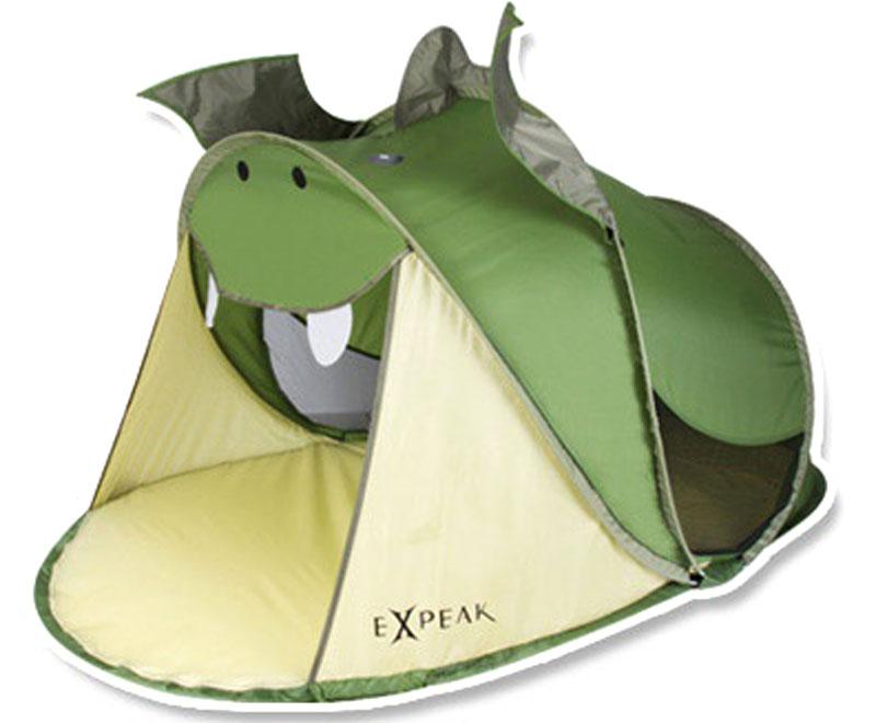 kids play tent dino pop up childrens playhouse princess birthday gift child ebay. Black Bedroom Furniture Sets. Home Design Ideas