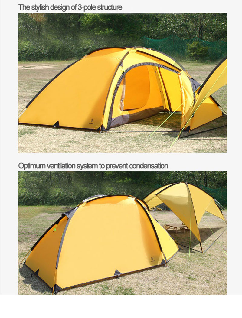 Jual Family Tent 4 Person Turtle4 Camping Backpacking Outdoor Tcash Baru Nyx Butter Gloss 100 Brand New And High Quality