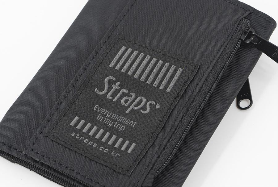트래블 월렛 - 스트랩스, 23,000원, 남성지갑, 반지갑