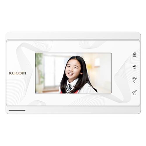 [대전 전지역 무료설치][디지털] 코콤 K2S VP-70CY [7인치] 화이트