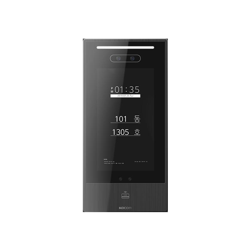 [대전 전지역 무료설치][로비폰] 코콤 KLP-U100F 얼굴인식 출입통제 시스템