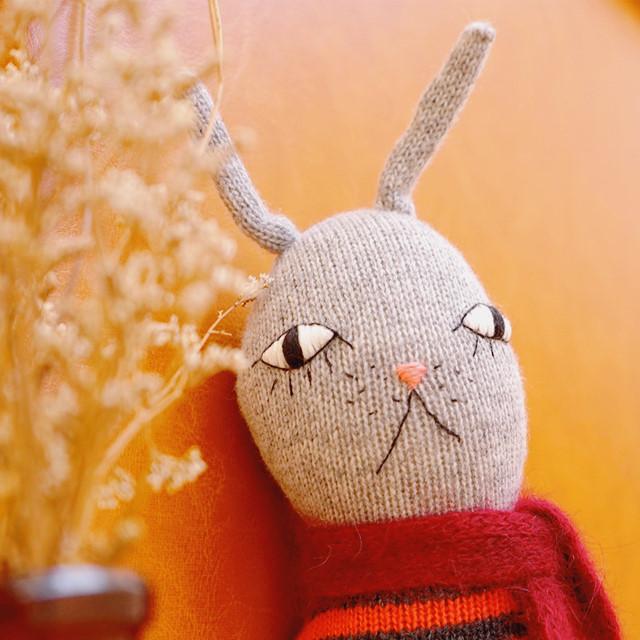 천재토끼인형 -14andme - 더핸즈, 67,500원, 애니멀인형, 토끼 인형