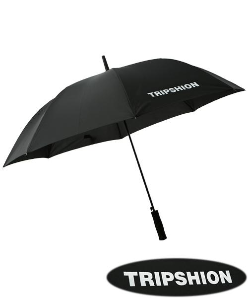 [TRIPSHION] 트립션 장우산 - 블랙