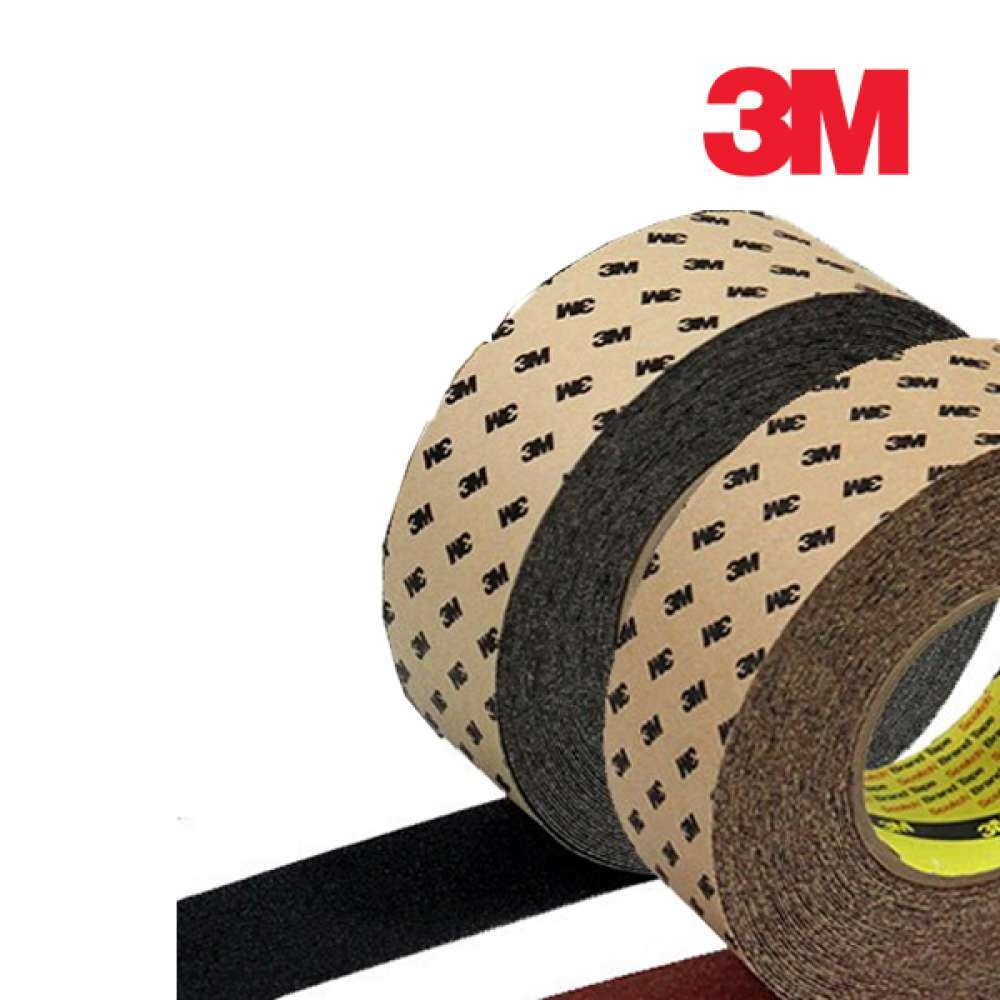 3M 미끄럼방지 논슬립테이프 보급형 [제작 대량 도매 로고 인쇄 레이저 마킹 각인 나염 실크 uv 포장 공장 문의는 네이뽕]