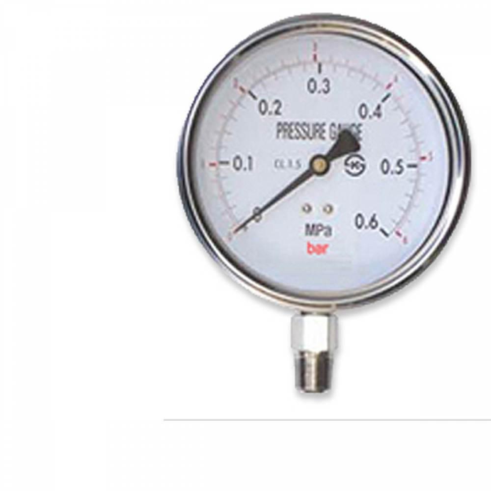 오일압력게이지 압력계 60파이 10 kgf/cm2 압력측정 [제작 대량 도매 로고 인쇄 레이저 마킹 각인 나염 실크 uv 포장 공장 문의는 네이뽕]