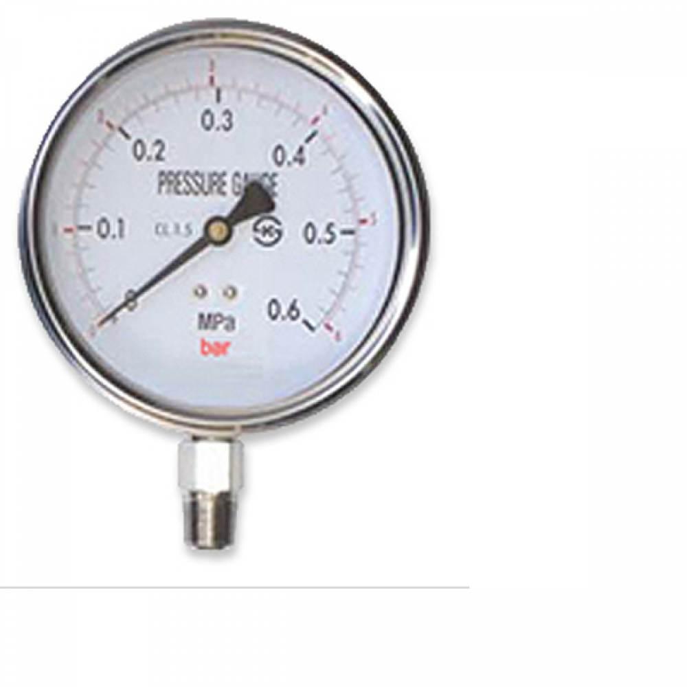 오일압력게이지 압력계 60파이 20 kgf/cm2 압력측정 [제작 대량 도매 로고 인쇄 레이저 마킹 각인 나염 실크 uv 포장 공장 문의는 네이뽕]