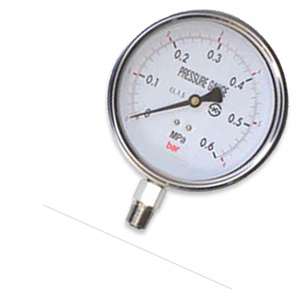 오일압력게이지 압력계 60파이 250 kgf/cm2 압력측정 [제작 대량 도매 로고 인쇄 레이저 마킹 각인 나염 실크 uv 포장 공장 문의는 네이뽕]