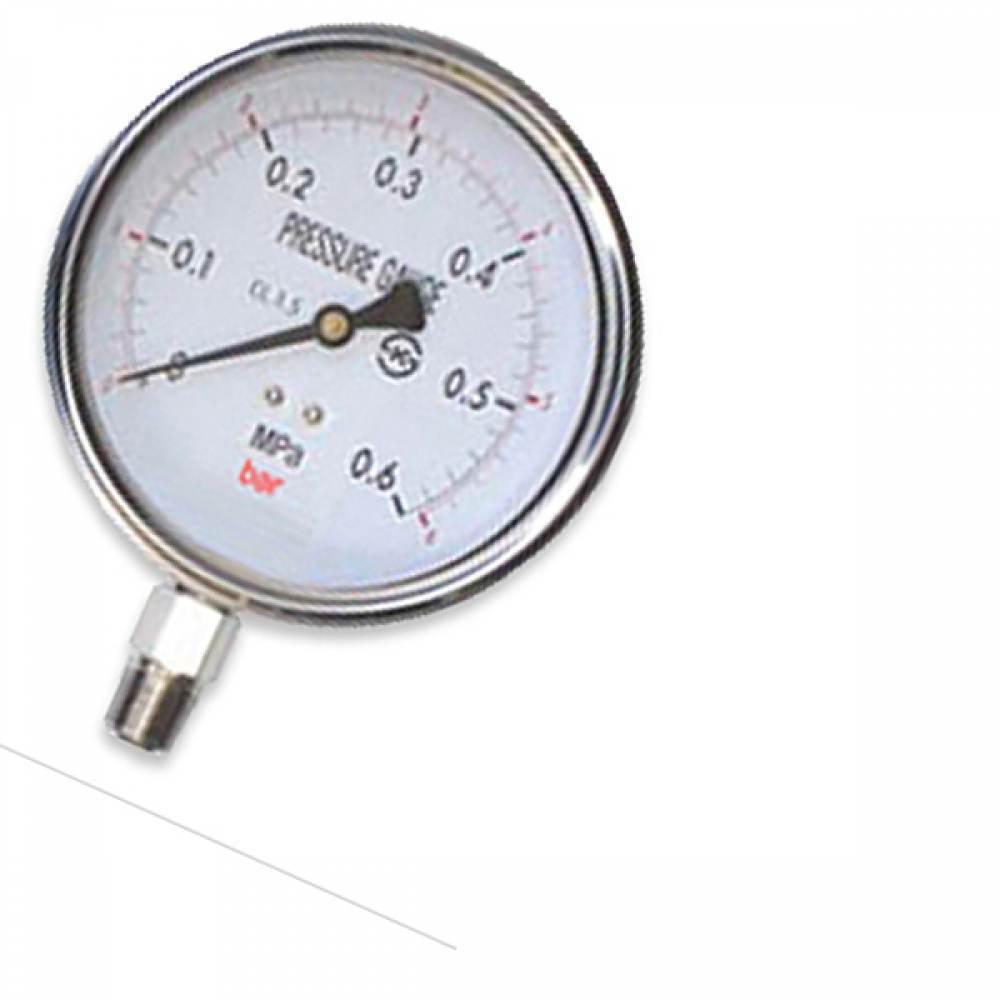오일압력게이지 압력계 60파이 350 kgf/cm2 압력측정 [제작 대량 도매 로고 인쇄 레이저 마킹 각인 나염 실크 uv 포장 공장 문의는 네이뽕]