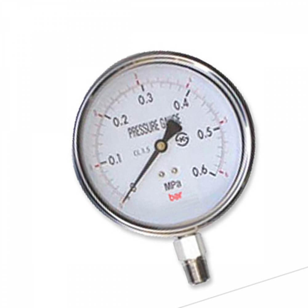 오일압력게이지 압력계 100파이 20 kgf/cm2 압력측정 [제작 대량 도매 로고 인쇄 레이저 마킹 각인 나염 실크 uv 포장 공장 문의는 네이뽕]