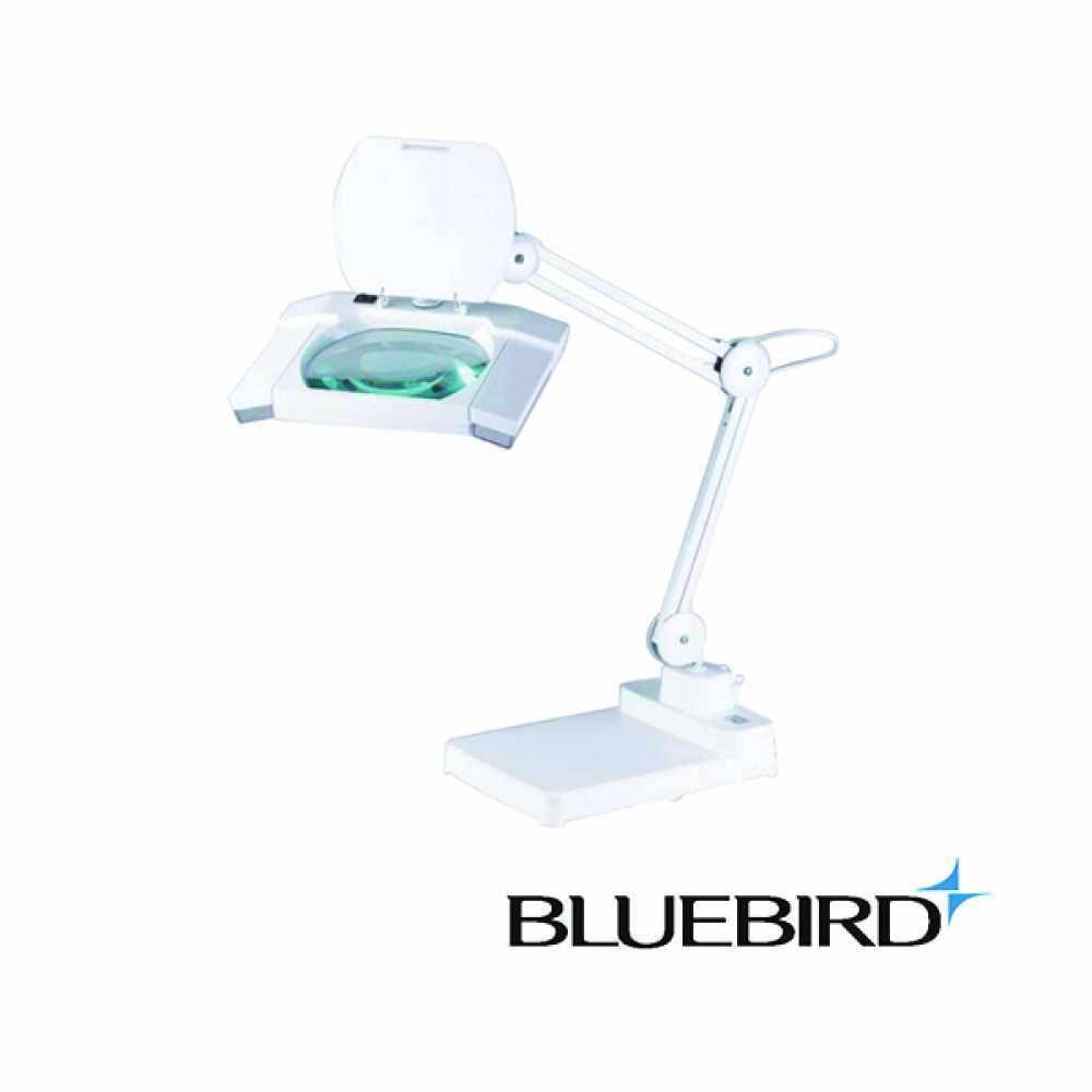 블루버드 LED 조명확대경 5배율 스탠드형 BD-L5 [제작 대량 도매 로고 인쇄 레이저 마킹 각인 나염 실크 uv 포장 공장 문의는 네이뽕]