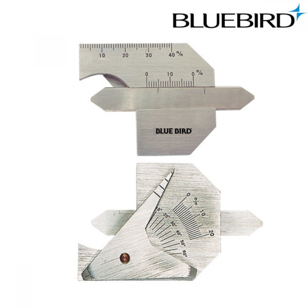 블루버드 용접게이지 BDWG-1 용접용 측정공구 [제작 대량 도매 로고 인쇄 레이저 마킹 각인 나염 실크 uv 포장 공장 문의는 네이뽕]