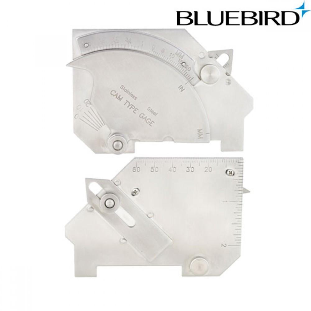 블루버드 용접게이지 BDWG-7M 용접용 측정공구 [제작 대량 도매 로고 인쇄 레이저 마킹 각인 나염 실크 uv 포장 공장 문의는 네이뽕]