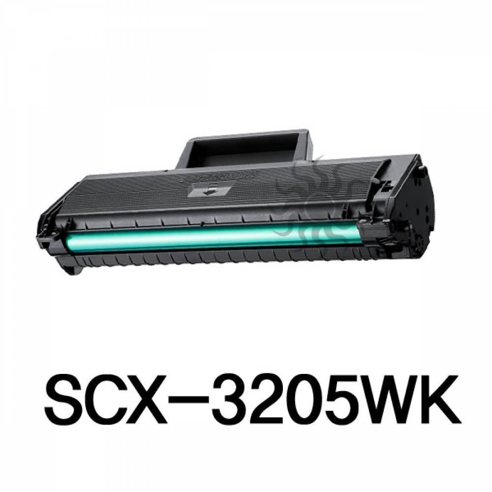 SCX-3205WK 삼성 슈퍼재생토너 흑백
