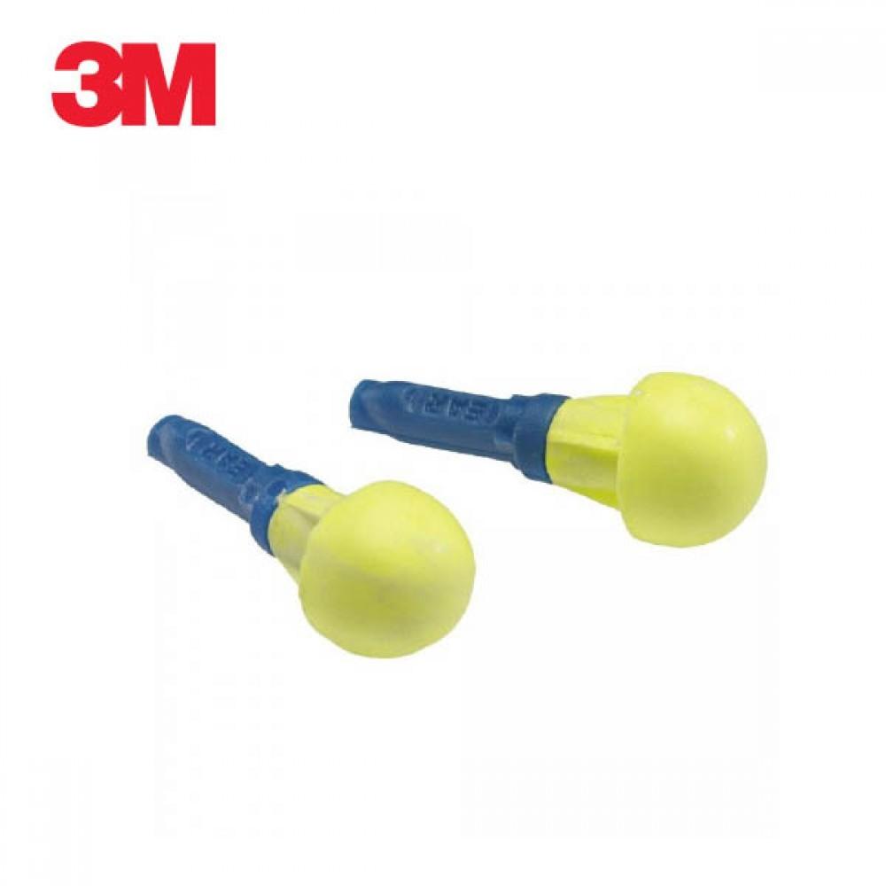3M 귀 삽입형 귀마개 Push-Ins 5개 묶음 [제작 대량 도매 로고 인쇄 레이저 마킹 각인 나염 실크 uv 포장 공장 문의는 네이뽕]