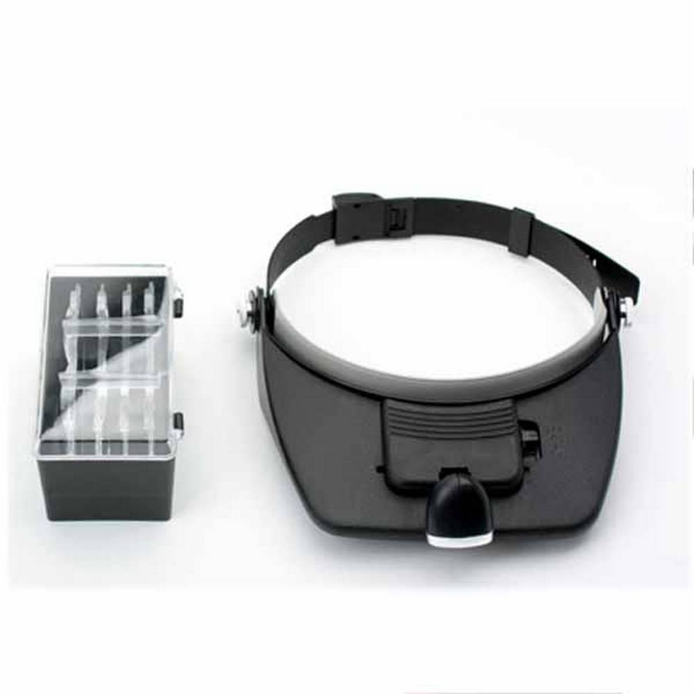휴대용 헤드라이트 LED 확대경 CAP타입 [제작 대량 도매 로고 인쇄 레이저 마킹 각인 나염 실크 uv 포장 공장 문의는 네이뽕]