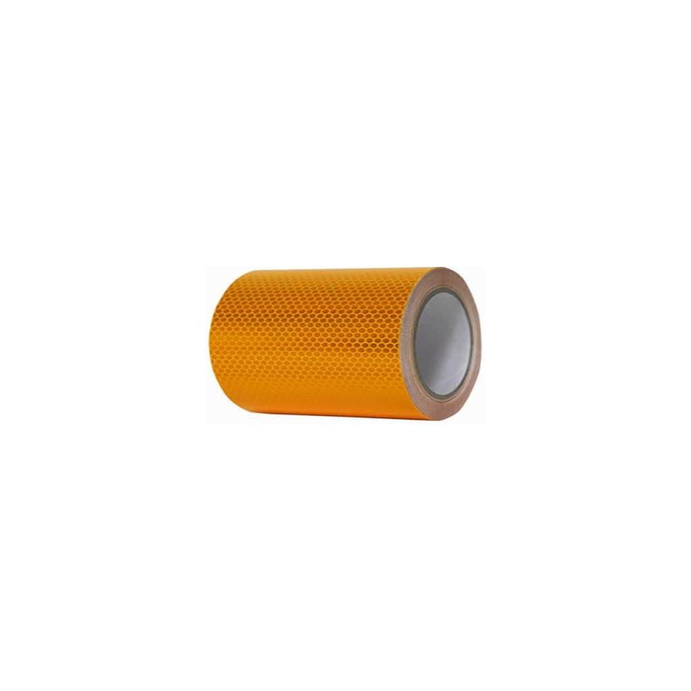 고휘도 벌집무늬 반사 테이프 300mm x 10M 황색 [제작 대량 도매 로고 인쇄 레이저 마킹 각인 나염 실크 uv 포장 공장 문의는 네이뽕]