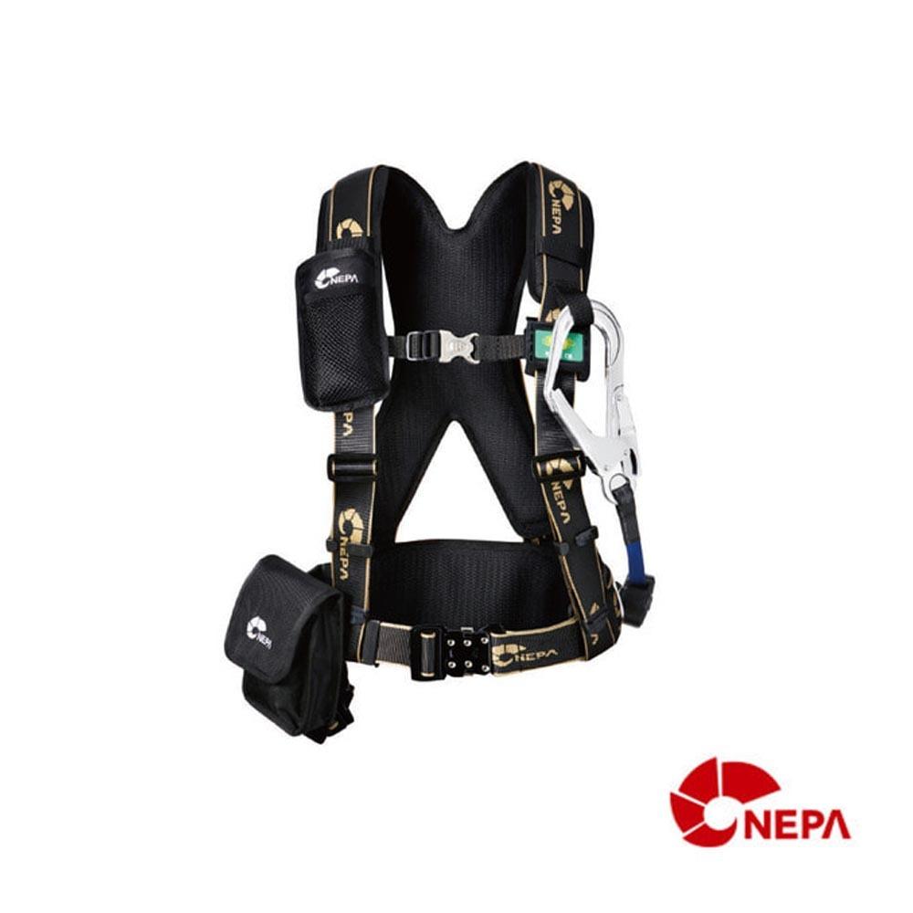 네파 상체식벨트 NB-103AE AR 엘라스틱 안전벨트 [제작 대량 도매 로고 인쇄 레이저 마킹 각인 나염 실크 uv 포장 공장 문의는 네이뽕]