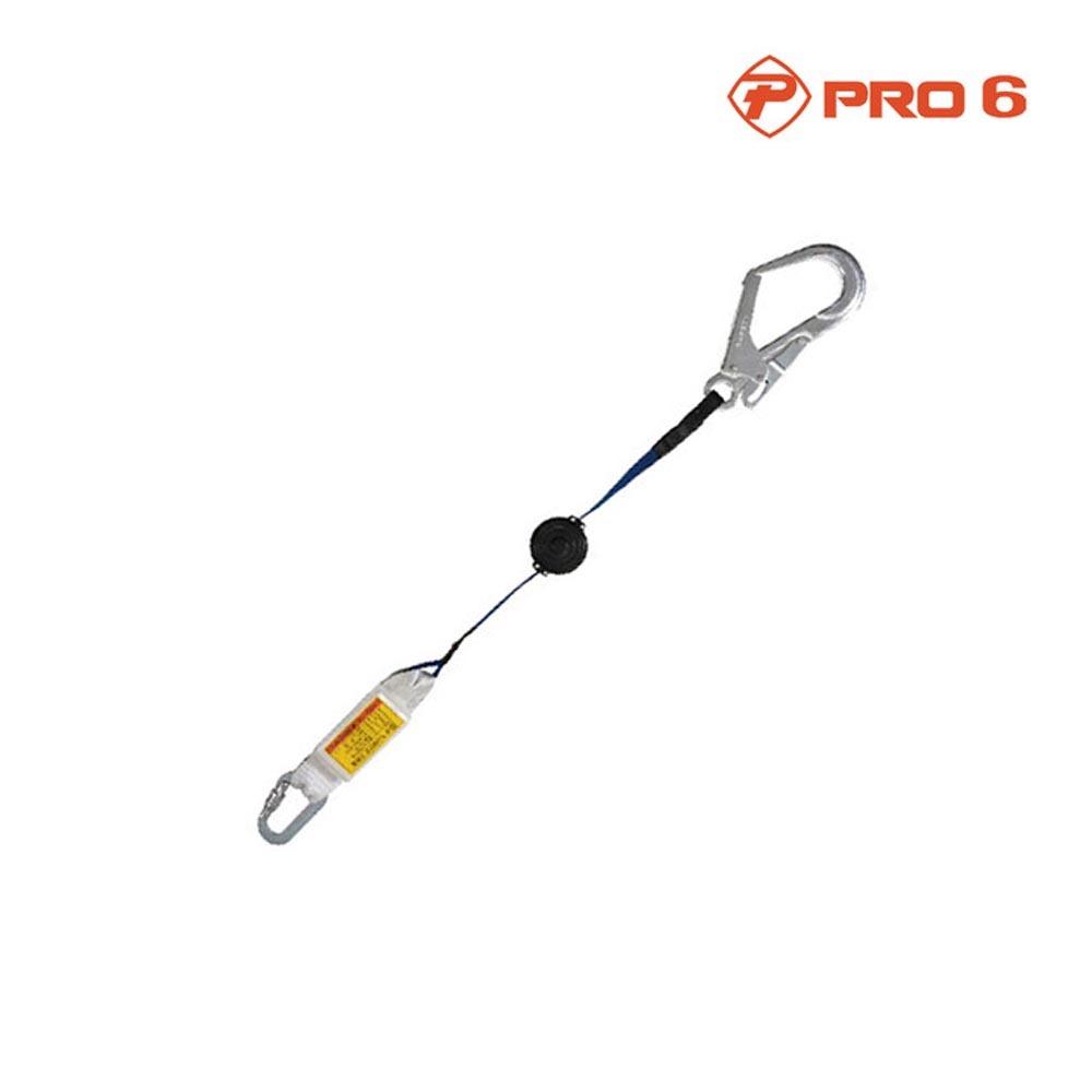 프로식스 PRO6 AL 대구경 릴자동죔줄 적훅 안전벨트 [제작 대량 도매 로고 인쇄 레이저 마킹 각인 나염 실크 uv 포장 공장 문의는 네이뽕]