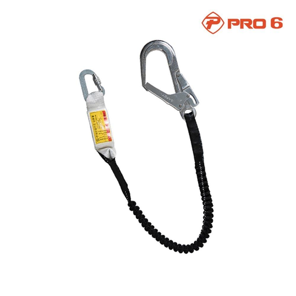 프로식스 PRO6 AL 대구경 엘라스틱죔줄 안전벨트 [제작 대량 도매 로고 인쇄 레이저 마킹 각인 나염 실크 uv 포장 공장 문의는 네이뽕]