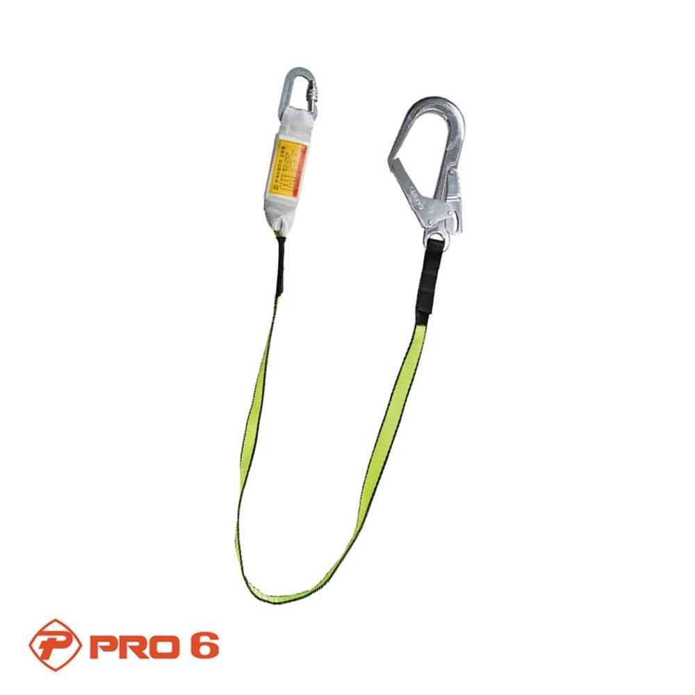 프로식스 PRO6 AL 대구경 웨빙죔줄 적훅 안전벨트 [제작 대량 도매 로고 인쇄 레이저 마킹 각인 나염 실크 uv 포장 공장 문의는 네이뽕]