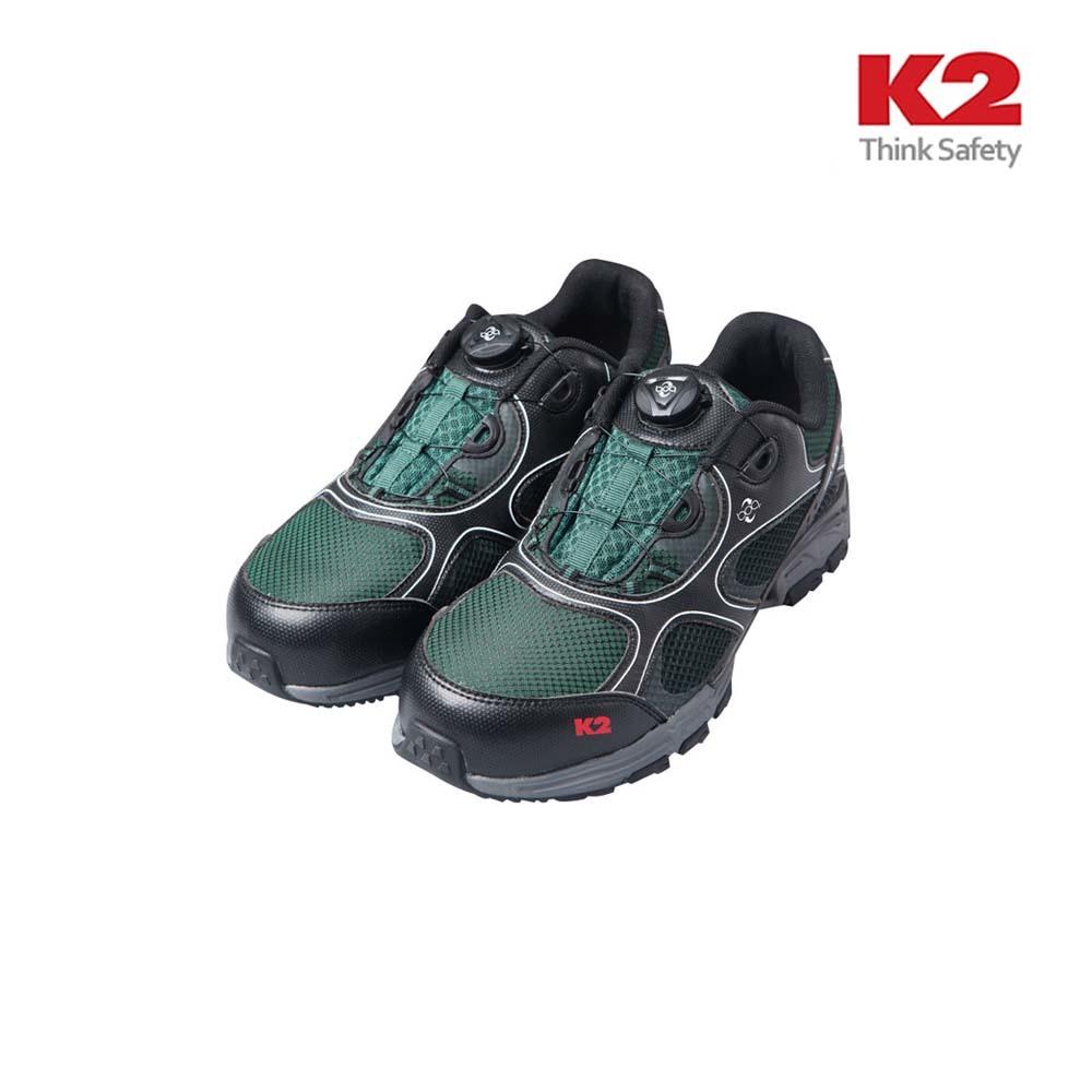 K2 K2-61 다이얼 보아시스템 안전화(180618품절/재입고미정)