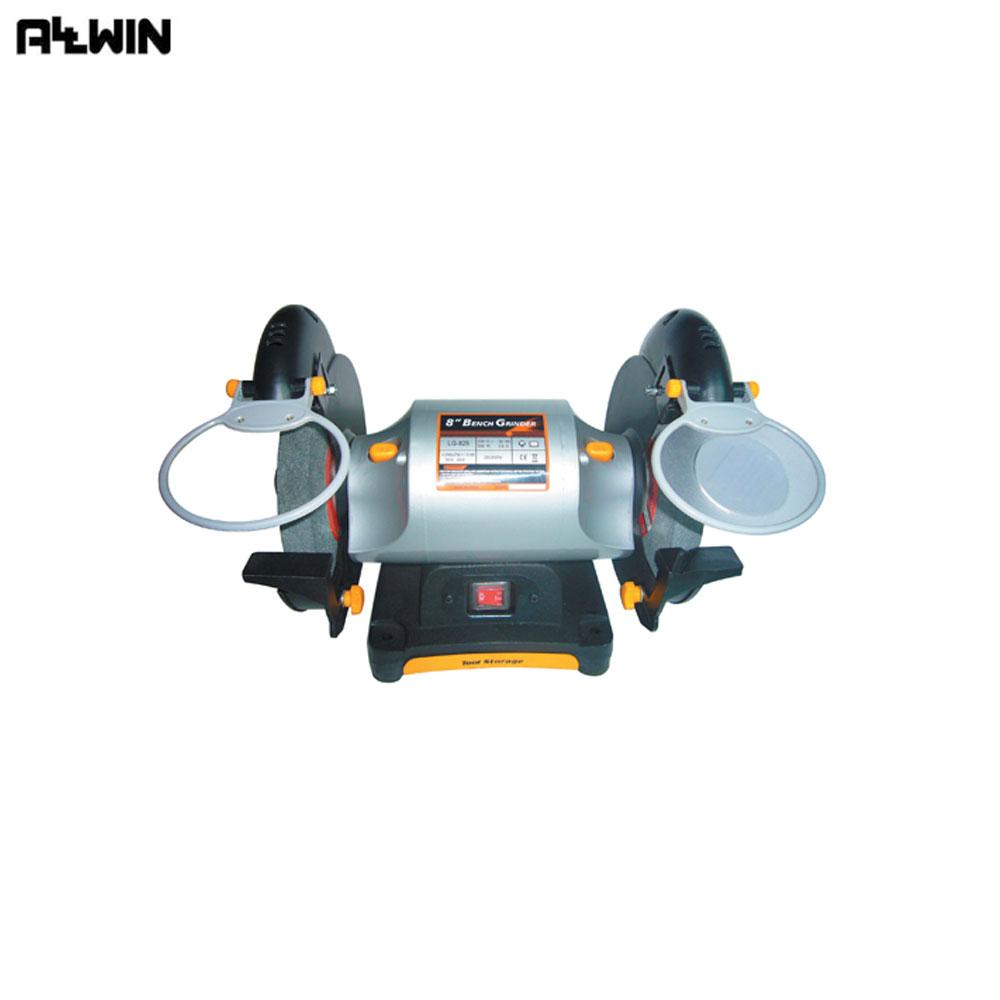 올윈 전동 탁상 그라인더 AGF-6000P 150mm [제작 대량 도매 로고 인쇄 레이저 마킹 각인 나염 실크 uv 포장 공장 문의는 네이뽕]