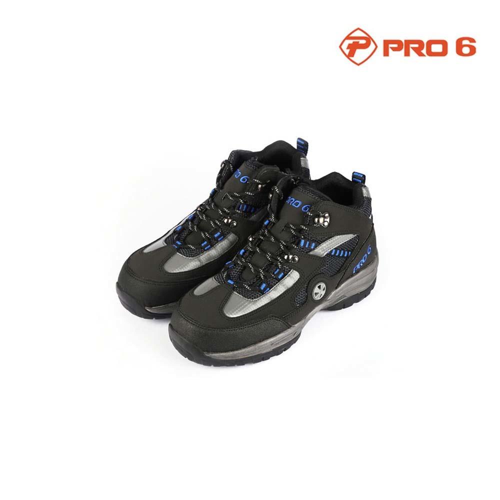 프로식스 PRO6-203 논슬립 보통작업용 안전화