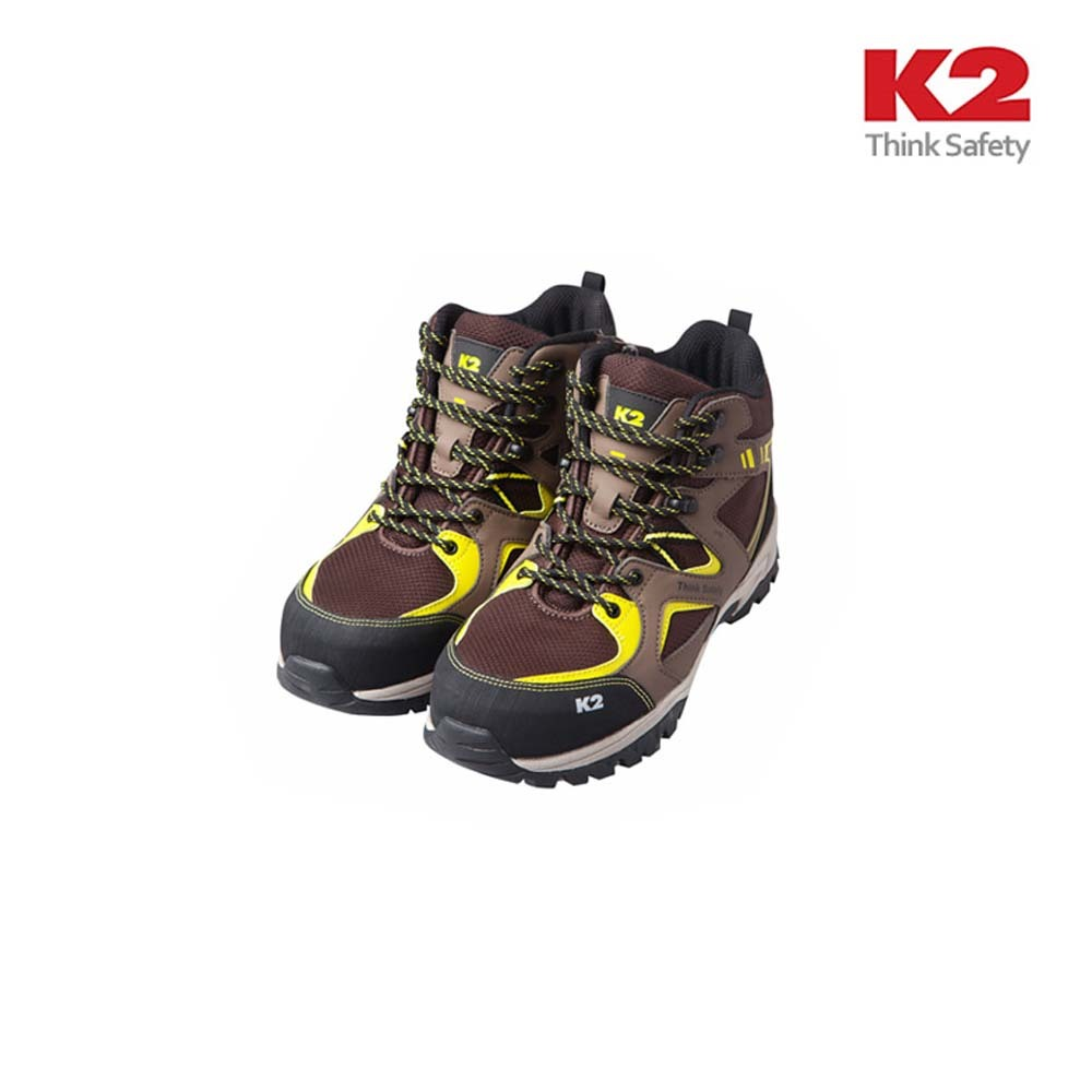 K2 K2-67 BR 프리미엄 안전화 [제작 대량 도매 로고 인쇄 레이저 마킹 각인 나염 실크 uv 포장 공장 문의는 네이뽕]