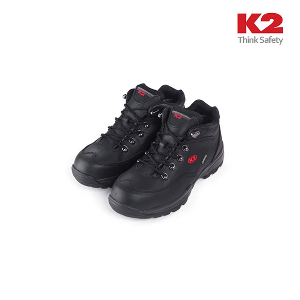 K2 KG-33 고어텍스 안전화 [제작 대량 도매 로고 인쇄 레이저 마킹 각인 나염 실크 uv 포장 공장 문의는 네이뽕]