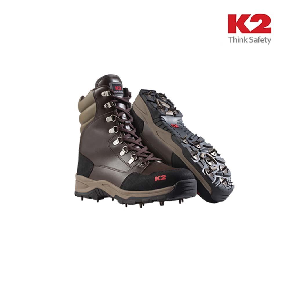 K2 K2-69 임업화 안전화 [제작 대량 도매 로고 인쇄 레이저 마킹 각인 나염 실크 uv 포장 공장 문의는 네이뽕]