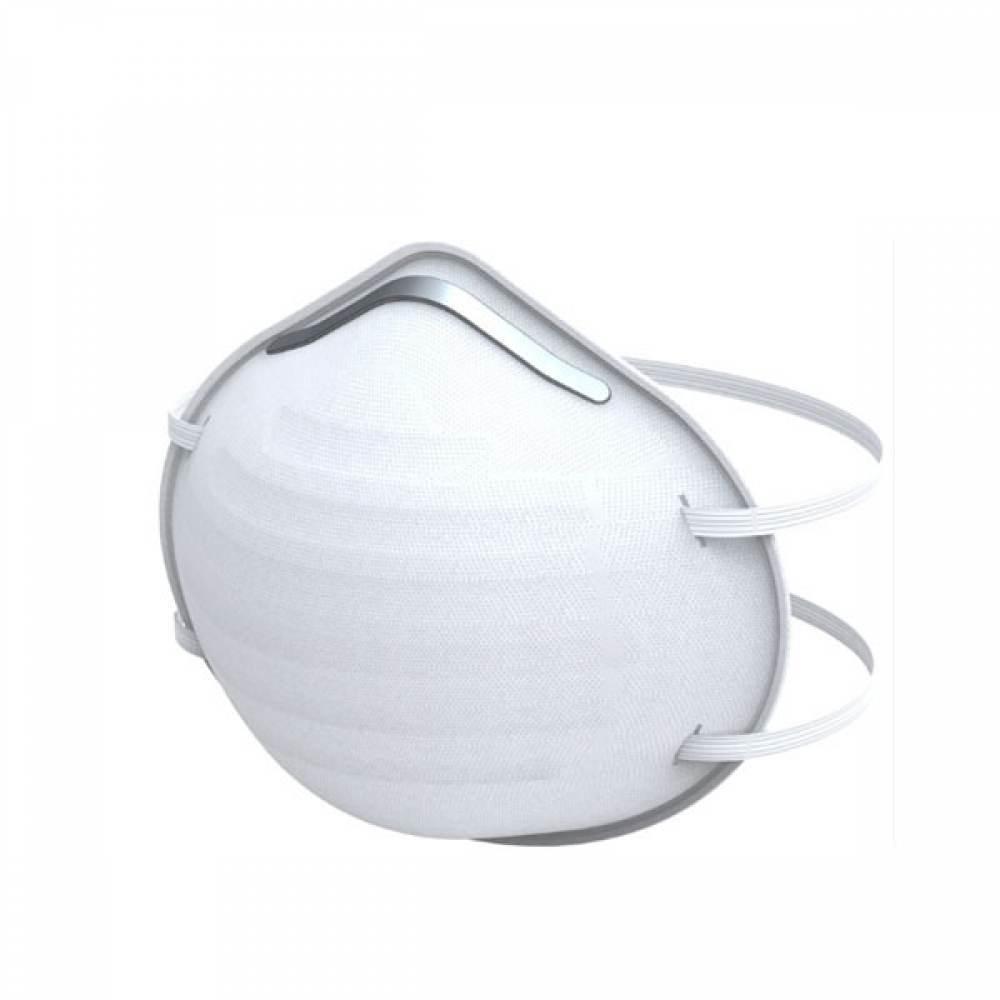 파인텍 안면여과식 방진마스크 백색 2급 EV501 1EA [제작 대량 도매 로고 인쇄 레이저 마킹 각인 나염 실크 uv 포장 공장 문의는 네이뽕]