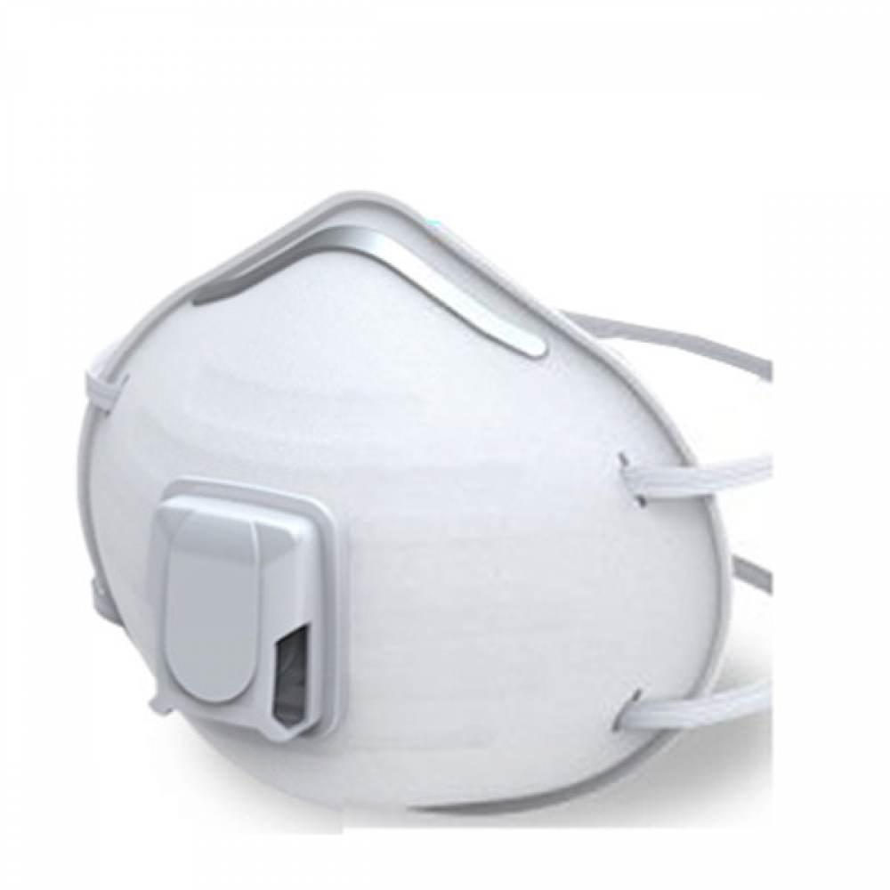 파인텍 배기면 방진마스크 백색2급 EV530 1EA [제작 대량 도매 로고 인쇄 레이저 마킹 각인 나염 실크 uv 포장 공장 문의는 네이뽕]