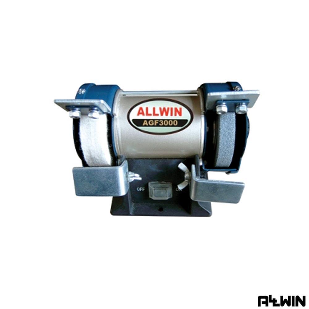 올윈 전동 탁상그라인더 AGF-3000 75mm [제작 대량 도매 로고 인쇄 레이저 마킹 각인 나염 실크 uv 포장 공장 문의는 네이뽕]