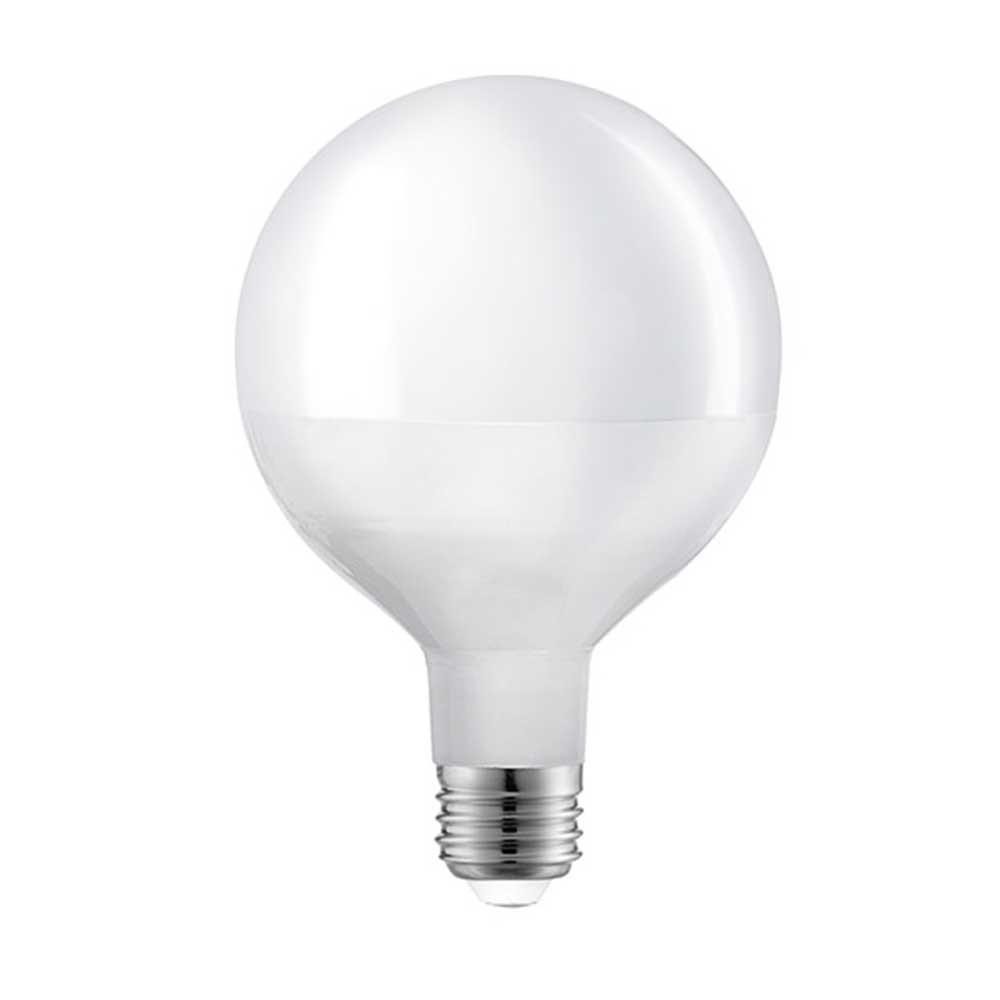 LED 볼전구 롱타입 12W 주광색 전구색 [제작 대량 도매 로고 인쇄 레이저 마킹 각인 나염 실크 uv 포장 공장 문의는 네이뽕]