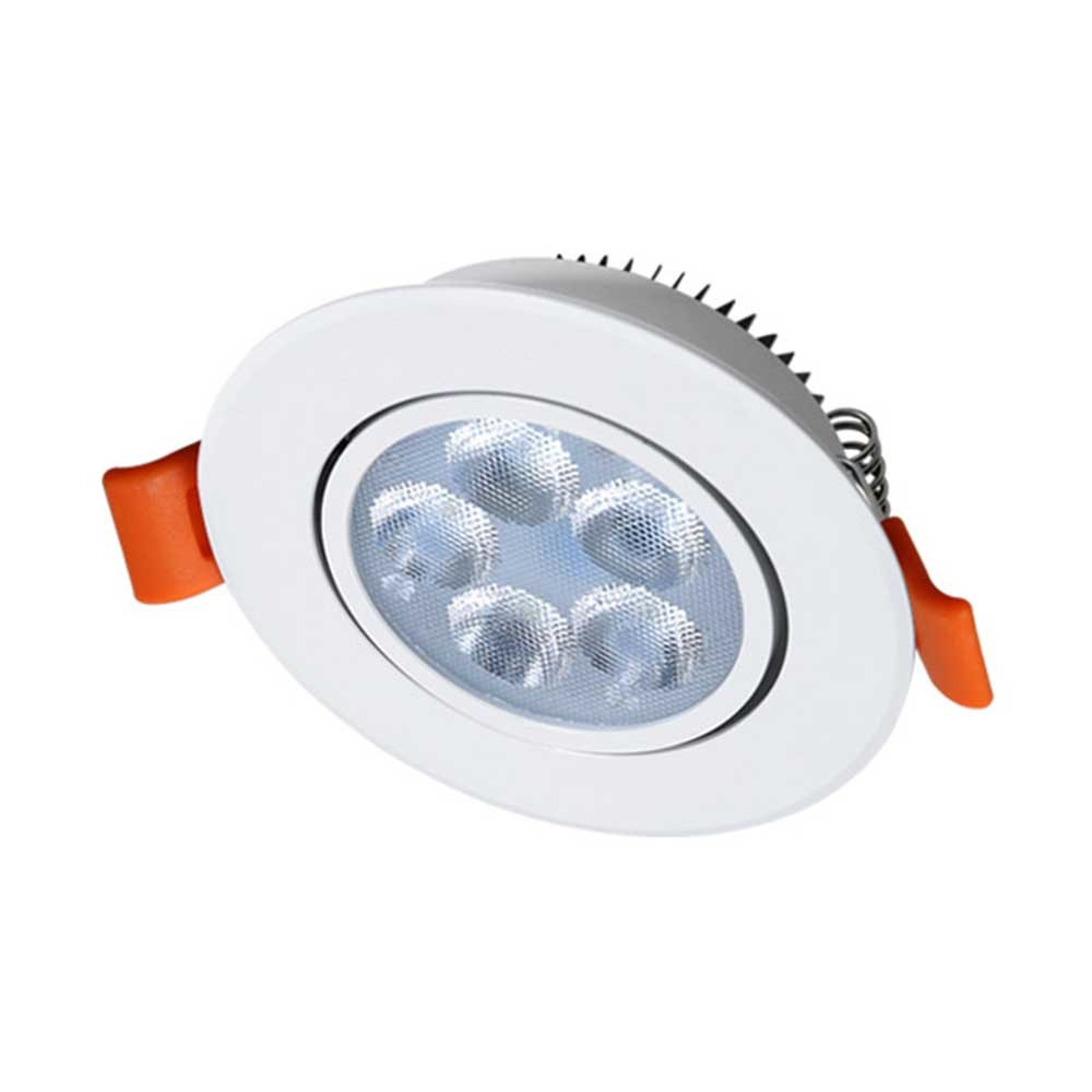 75mm LED 원형일체형 5W 화이트 주광색 전구색 [제작 대량 도매 로고 인쇄 레이저 마킹 각인 나염 실크 uv 포장 공장 문의는 네이뽕]