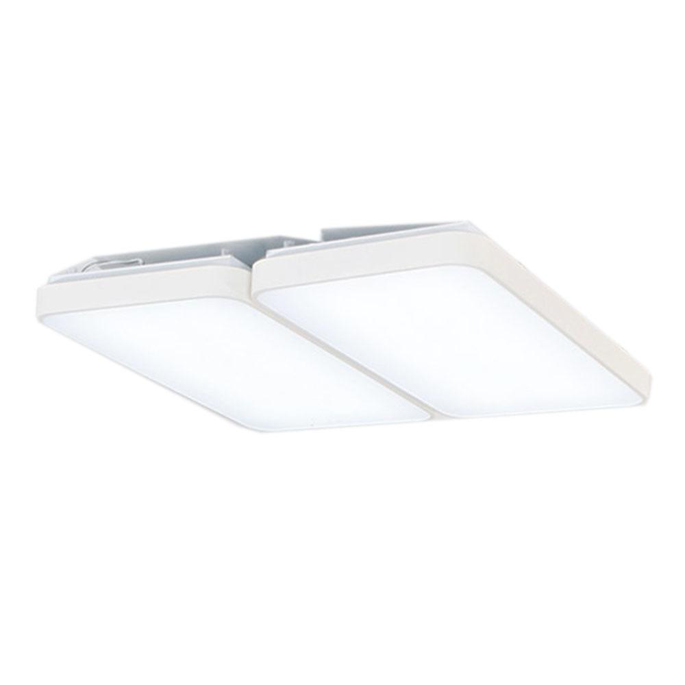 LED 노마시스템 거실4등 100W 삼성칩 [제작 대량 도매 로고 인쇄 레이저 마킹 각인 나염 실크 uv 포장 공장 문의는 네이뽕]