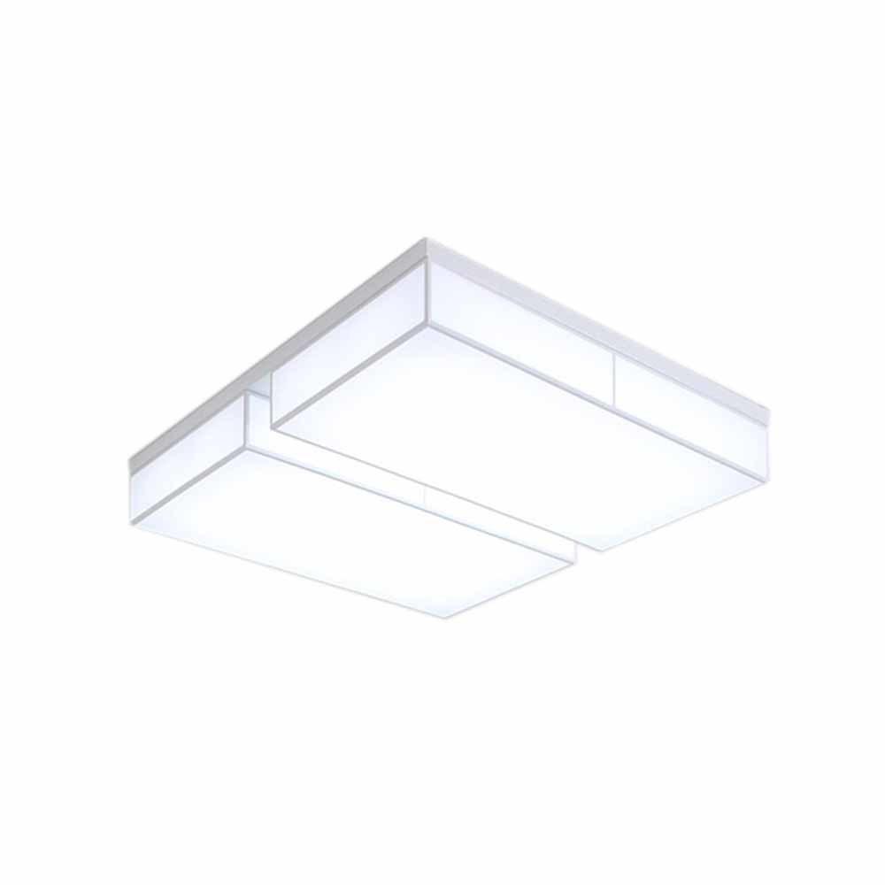 LED 노마솔 거실4등 100W LG칩 [제작 대량 도매 로고 인쇄 레이저 마킹 각인 나염 실크 uv 포장 공장 문의는 네이뽕]