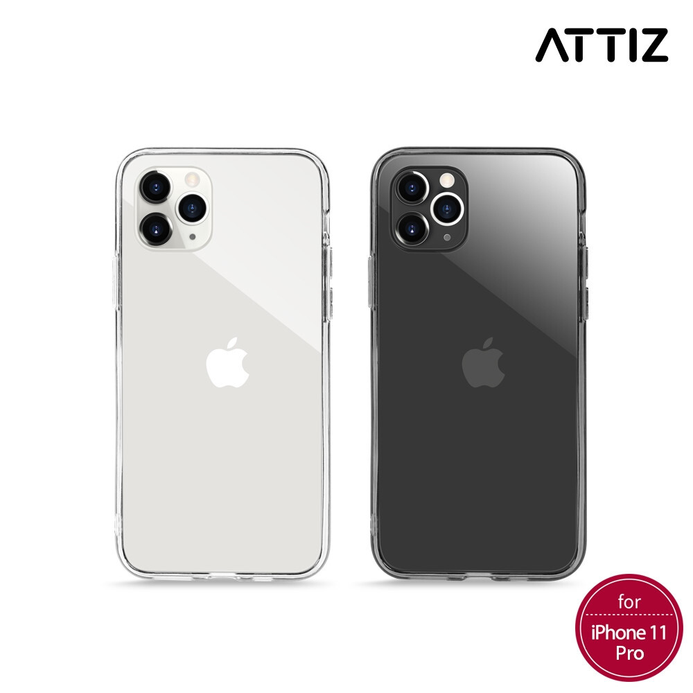 [ATTIZ] Dual injection Crystal iPhone 11 Pro