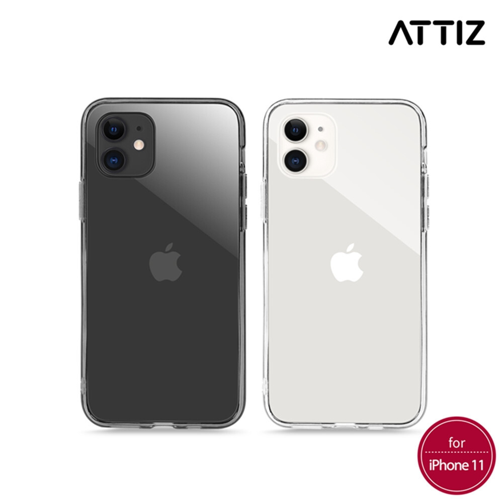 [ATTIZ] Dual injection Crystal iPhone 11