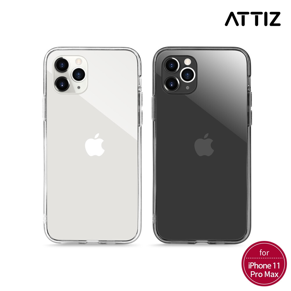[ATTIZ] Dual injection Crystal iPhone 11 Pro Max