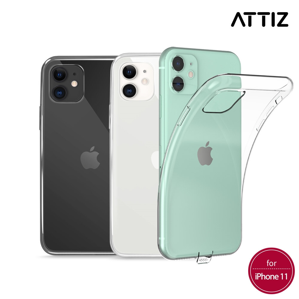 [ATTIZ] Soft Crystal iPhone11 Pro Max 투명