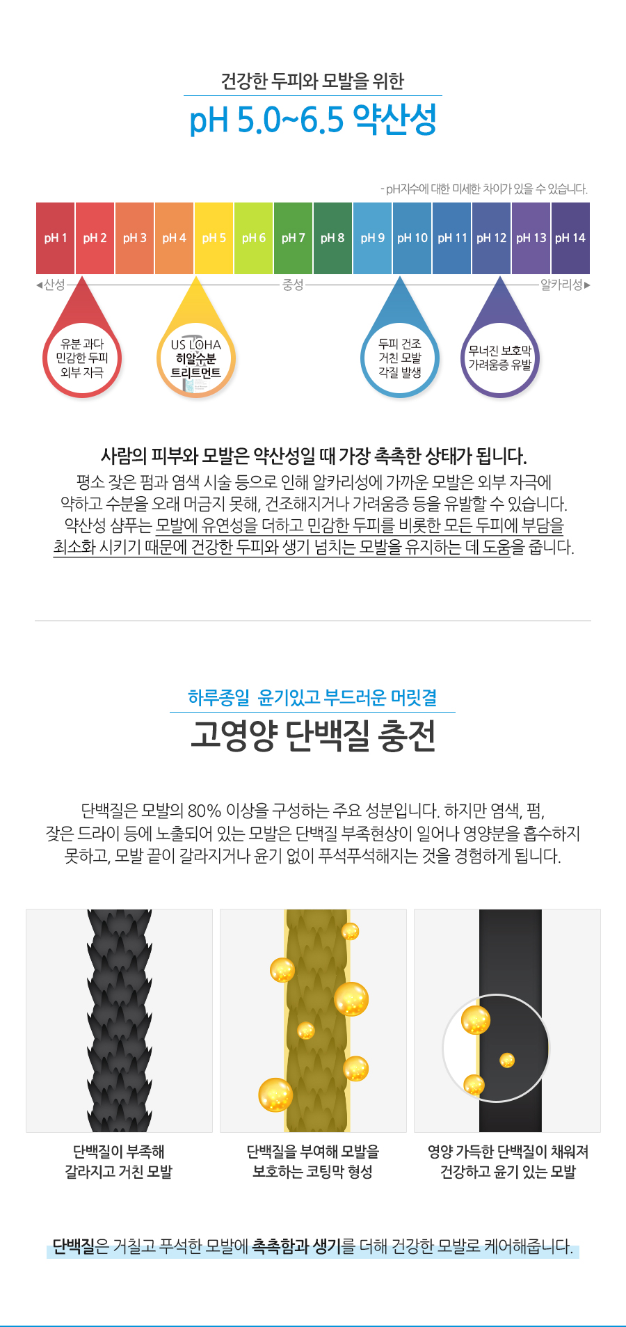 모공케어 대용량 클렌징폼 + 트리트먼트 세트 - 어스로하, 23,500원, 헤어케어, 샴푸/린스