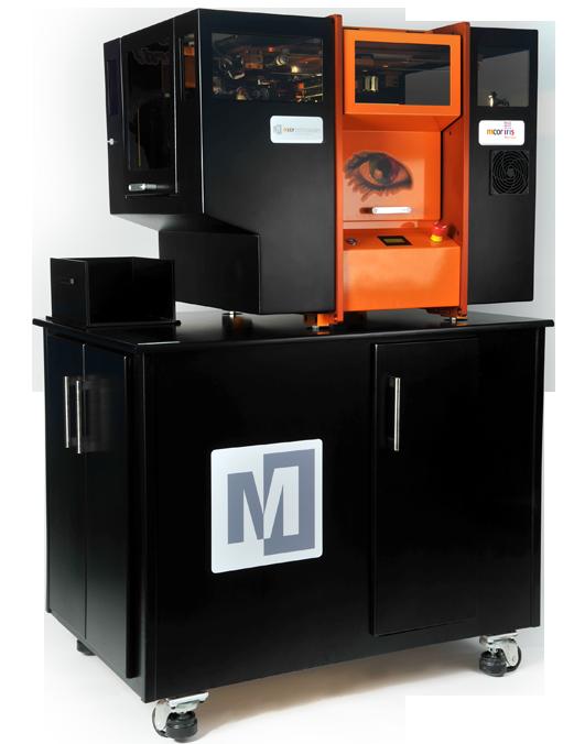 산업용 종이재료 칼라 3D프린터 Mcor Iris