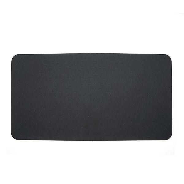 부직포 데스크패드 책상커버 책상부직포매트-블랙