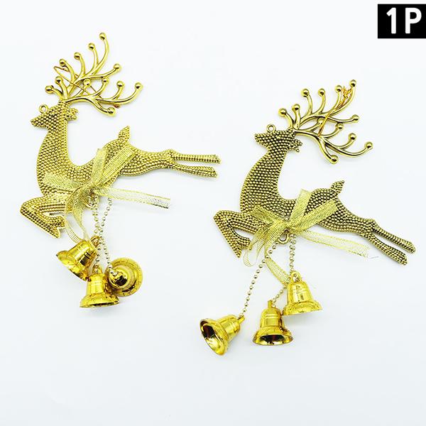 트리장식 사슴장식 크리스마스장식 트리데코 -금