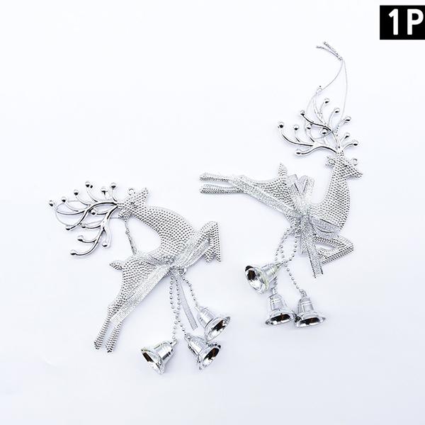 트리장식 사슴장식 크리스마스장식 트리데코 -은