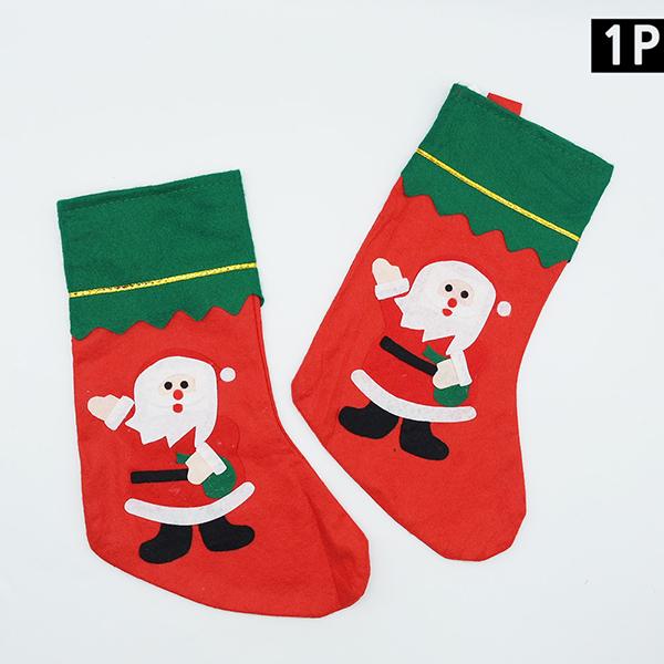 선물주머니 크리스마스양말 선물주머니 장식용품