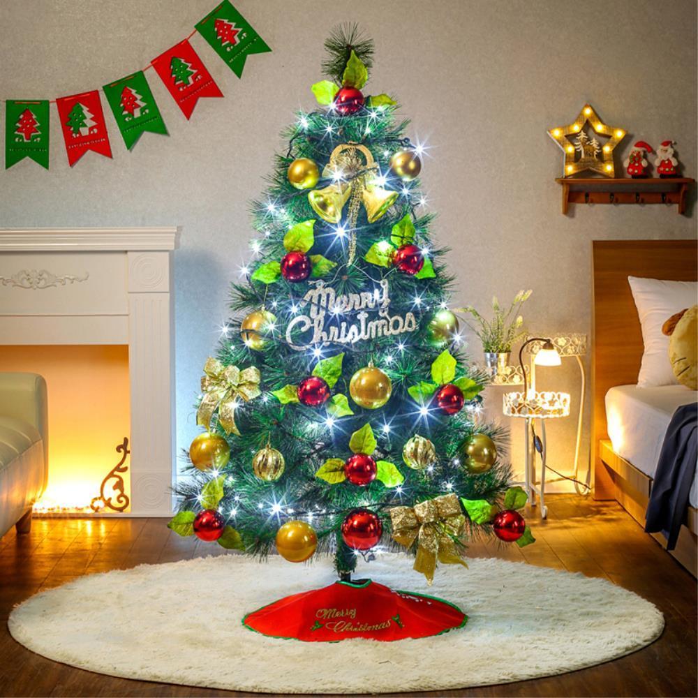 반짝리본 크리스마스 트리세트 150cm 트리만들기세트