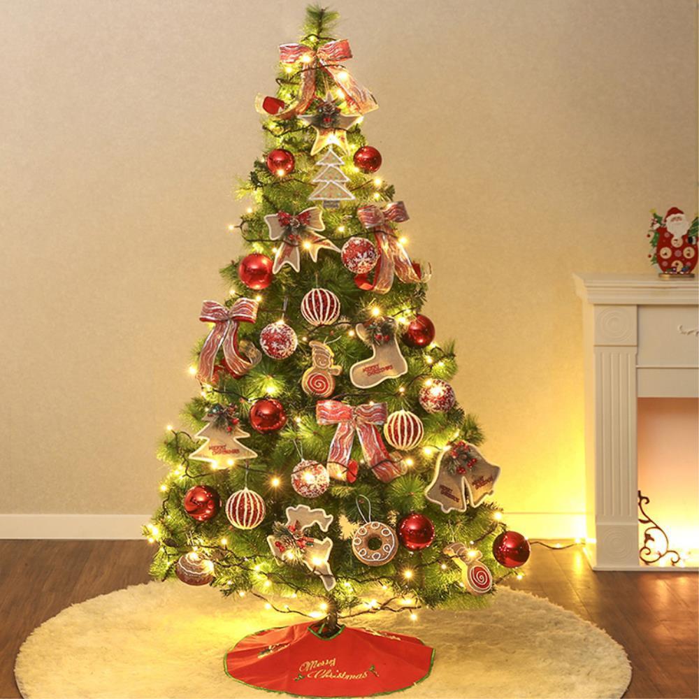 크리스마스 핑크장식 트리세트 180cm 대형트리장식