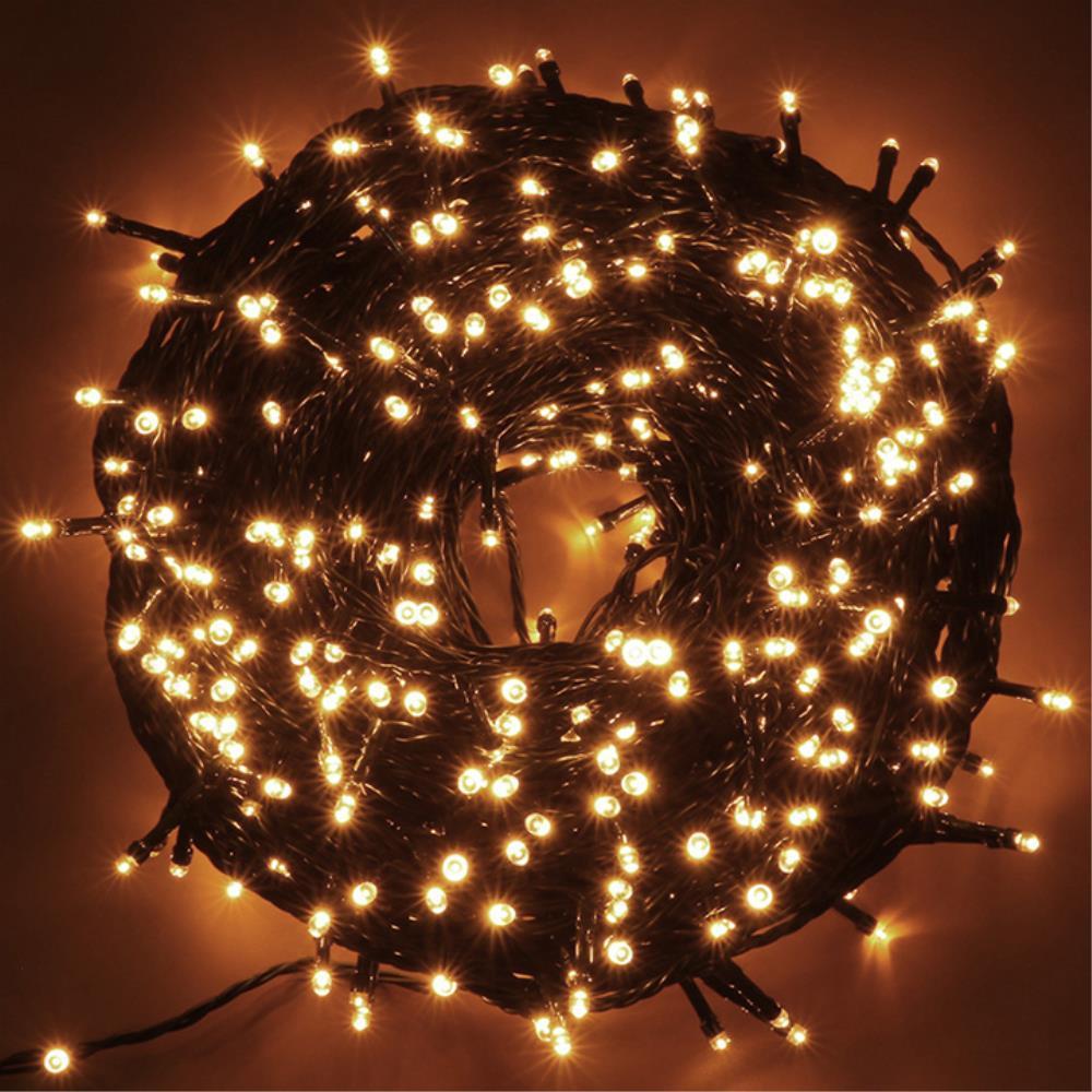 대형 트리조명 생활방수 LED전구  50M 성탄트리 꼬마전구 크리스마스전구